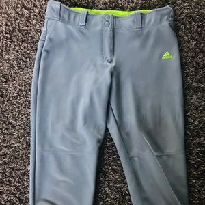 Adidas softball pants